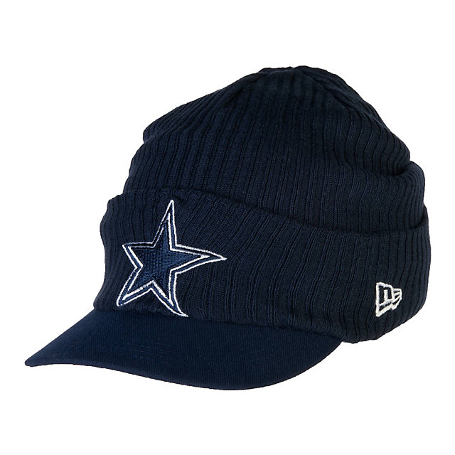 Dallas Cowboys New Era Viza Beanie Knit Cap