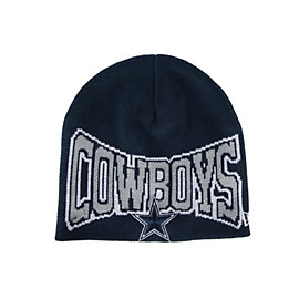 Dallas Cowboys New Era Knitted Name Knit Hat