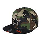Dallas Cowboys Nike Camo Snap 2 Cap