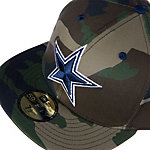 Dallas Cowboys New Era Camo Pop 59Fifty