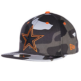 Dallas Cowboys New Era Camo Pop 59Fifty