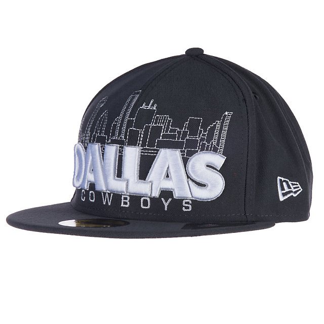 Dallas Cowboys New Era City Series 59Fifty