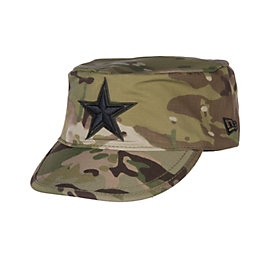 Dallas Cowboys New Era Painterflage Camo Snap Cap