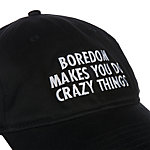 Dallas Cowboys Jenny Holzer Boredom Cap