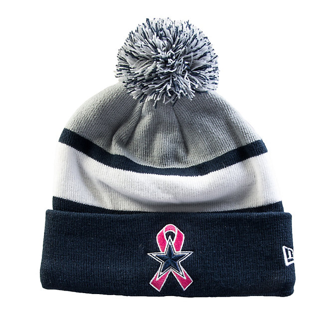 Dallas Cowboys New Era BCA Sport Knit Cap