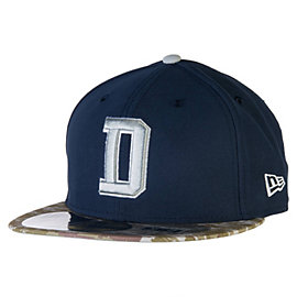 Dallas Cowboys New Era Salute To Service 59Fifty Camo D Cap