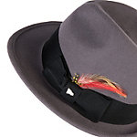 Dallas Cowboys New Era EK Black Fedora