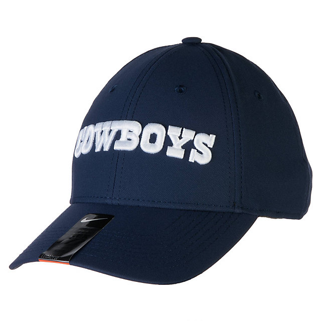 Dallas Cowboys Nike SwooshFlex Cap