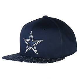Dallas Cowboys Nike True Splatter Print Cap