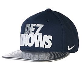 Dallas Cowboys Nike DEZ KNOWS Cap
