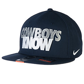 Dallas Cowboys Nike COWBOYS KNOW Cap