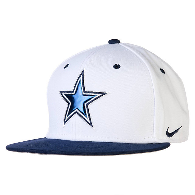 Dallas Cowboys Nike True Chrome Cap