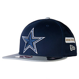 Dallas Cowboys New Era Super Bowl Allover 9Fifty