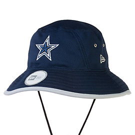 Dallas Cowboys Team Training Bucket Hat