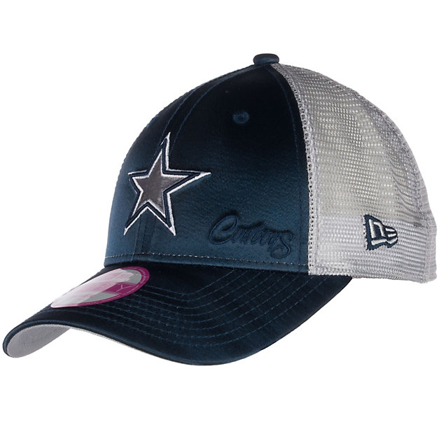 Dallas Cowboys New Era Womens Modern Mesh 2 Cap