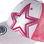 Dallas Cowboys Womens Snyder Cap