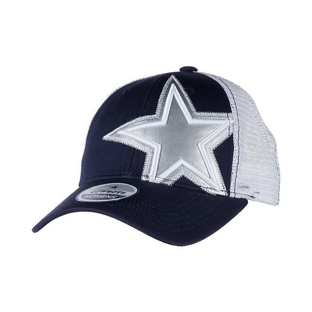 Dallas Cowboys Womens Snyder Cap