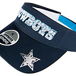 Dallas Cowboys Womens Annabel Visor