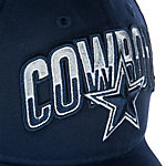 Dallas Cowboys New Era 2013 Ladies 9Forty Draft Cap
