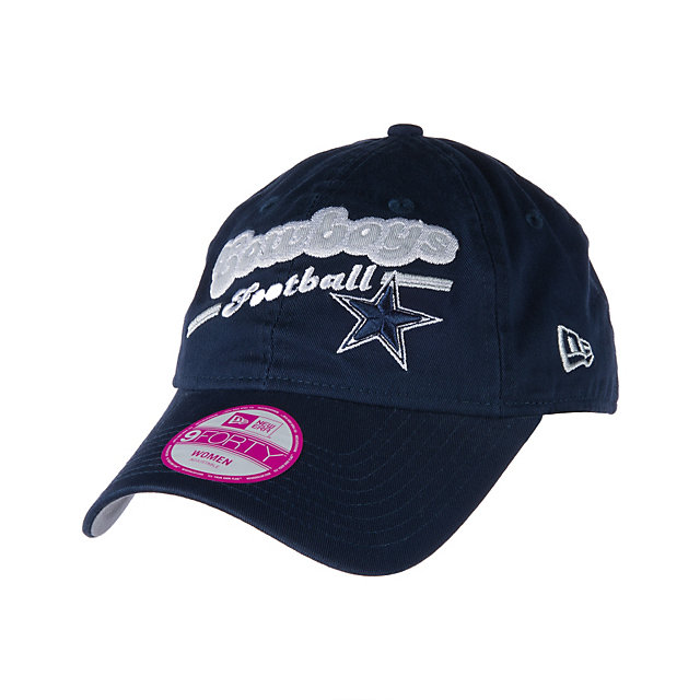 Dallas Cowboys New Era Script Sport Cap