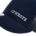Dallas Cowboys New Era Womens Shortoroy Cap