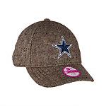 Dallas Cowboys New Era Team and Tweed Cap