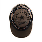 Dallas Cowboys New Era Womens Mode Military Cap