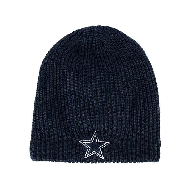 Dallas Cowboys Womens Soft Snow Knit Cap
