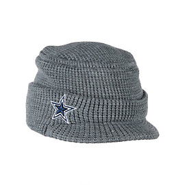 Dallas Cowboys New Era Womens Snow Sergeant Knit Cap