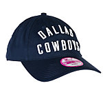 Dallas Cowboys PINK New Era Vintage Team Cap