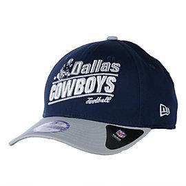 Dallas Cowboys New Era Kids Team Sweeper Cap