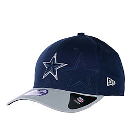Dallas Cowboys New Era Kids Tonal Shimmer Cap