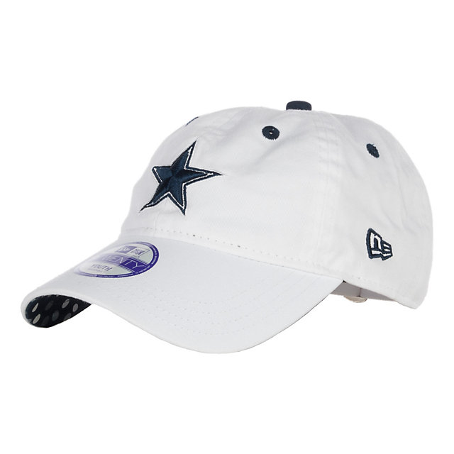 Dallas Cowboys New Era Kids Polka Dot Cap