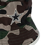 Dallas Cowboys New Era Infant/Toddler Camo Flip Flop Reversible Bucket Cap