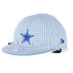 Dallas Cowboys New Era Reverse Gingham Cap