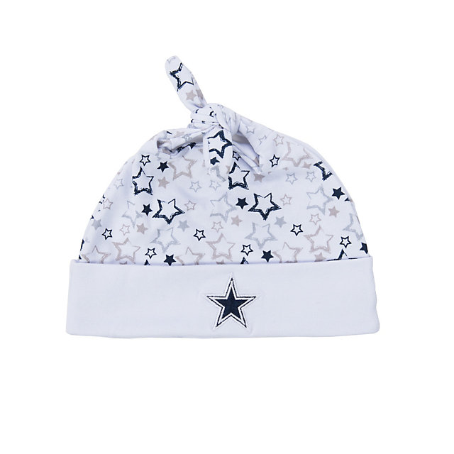 Dallas Cowboys New Era Infant Knot Beanie