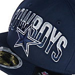 Dallas Cowboys New Era 2013 Youth 59Fifty Draft Cap