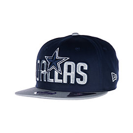Dallas Cowboys New Era 2013 Youth 9Fifty Draft Cap