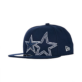 Dallas Cowboys New Era Youth Scribble Thrizzle 59Fifty