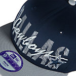 Dallas Cowboys New Era Youth Scription Snap Cap