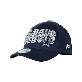 Dallas Cowboys New Era Youth Jr Swizzle Stretch Cap