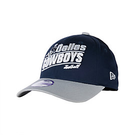 Dallas Cowboys New Era Jr Team Sweeper Cap