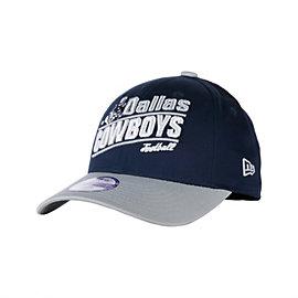 Dallas Cowboys New Era Jr Team Sweeper Cap