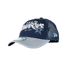 Dallas Cowboys New Era Youth Jr Scribble Script Cap