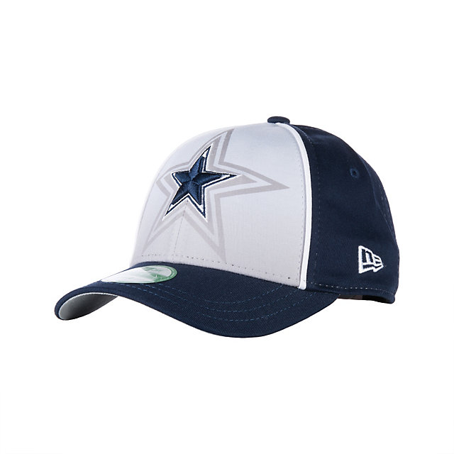 Dallas Cowboys New Era Youth Jr Fade Out Cap