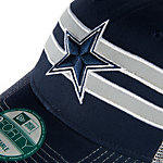 Dallas Cowboys New Era Youth JR Front Band Cap