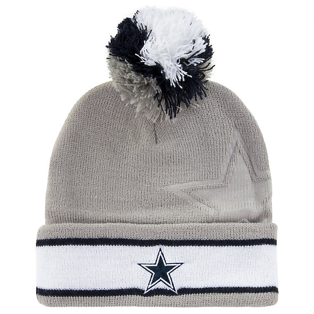 Dallas Cowboys Youth Malverne Knit Cap