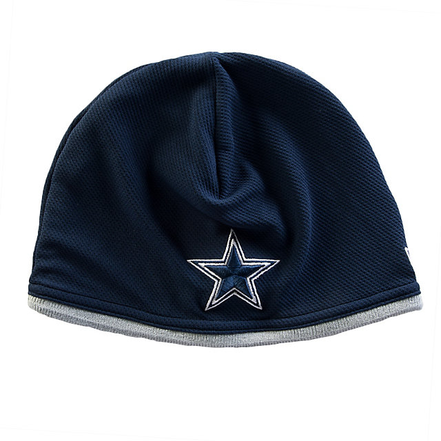 Dallas Cowboys New Era Youth Tech Knit Cap