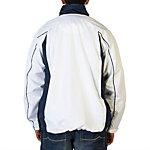 Dallas Cowboys White Half Zip Pullover Jacket