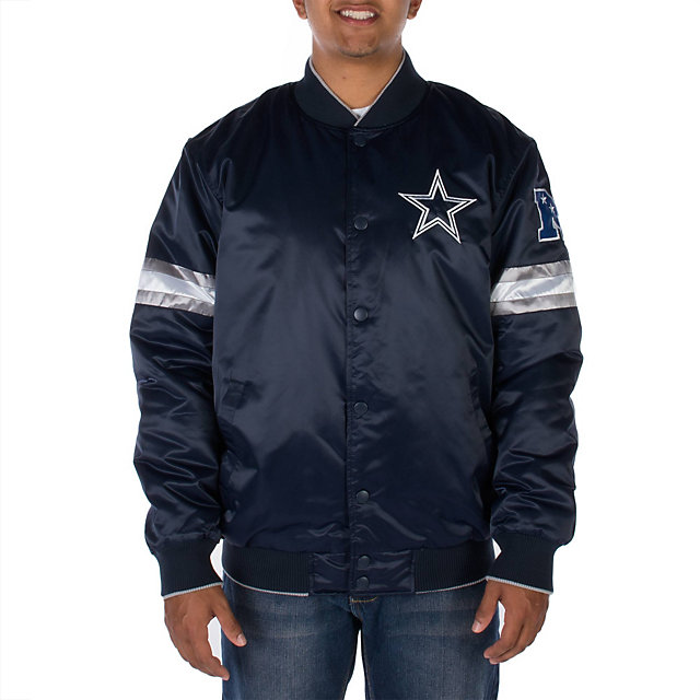 Dallas Cowboys Satin Jacket